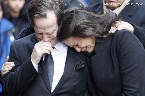 دردناک ترین لحظه زندگی برای یک پدر و مادر! +تصاویر