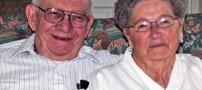 ازدواج همکلاسی های عاشق پس از 60سال +عکس
