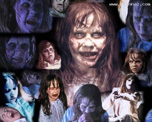 ترسناک ترین دختری که شما را  هم ترسانده! +عکس