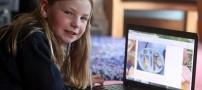 این دختر با یک وبلاگ ساده در دنیا چهره شد!! +تصویر
