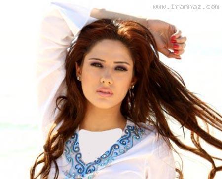 بازی ملکه زیبایی لبنان در یک سریال حزب الله! +عکس