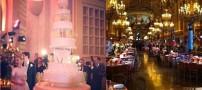برگزاری گرانقیمت ترین مراسم ازدواج تاریخ!! +تصاویر