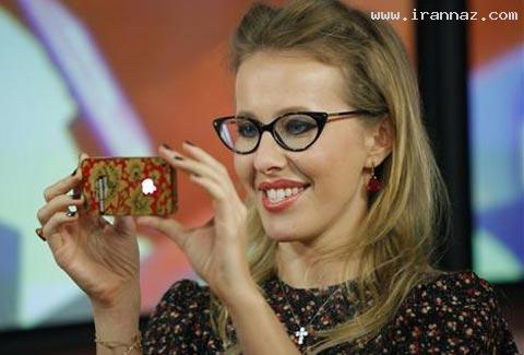 شباهت دختر بی ادب روس به پاریس هیلتون! +عکس