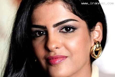 زن زیبایی که به باربی آل سعود معروف شده +عکس