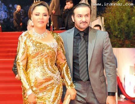 خواننده زن عرب با گرانقیمت ترین لباس جهان +تصاویر