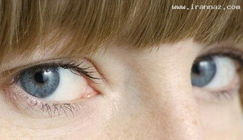 زنی بسیار عجیب با قدرت بینایی فوق بشری! +عکس