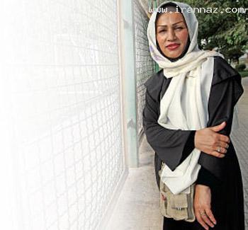 این زن با اراده ترین زن ایرانی نام گرفته است +عکس