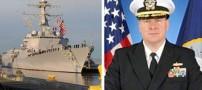 تجاوز فرمانده نیروی دریایی آمریکا به 2 زن در ناوشکن!!