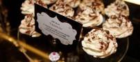 قیمت گرانترین کیک آغشته به طلا در جهان!! +عکس
