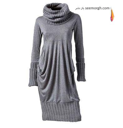 مدلهای پیراهن بافتنی زنانه 2010