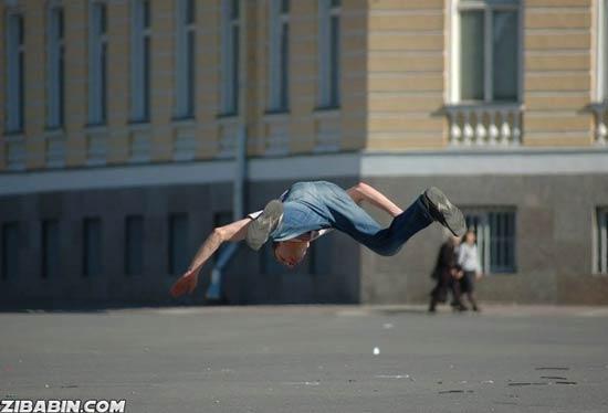 عکسهایی خنده دار از زمان وقوع حادثه
