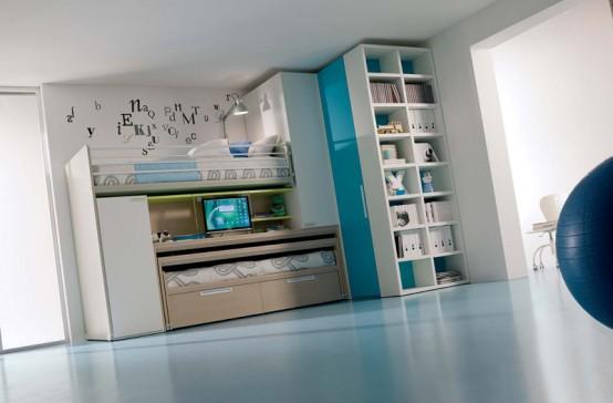طراحی اتاق برای خانم های نوجوان