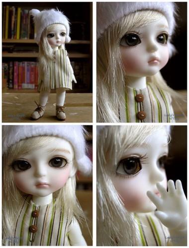 عکس هایی از عروسکهای ناز و دوست داشتنی