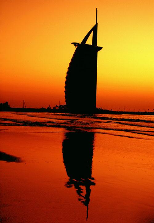 عکسهایی از زیباترین برج جهان