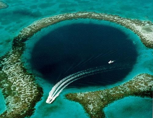 عکسهای ترسناکترین و بزرگترین حفره های جهان
