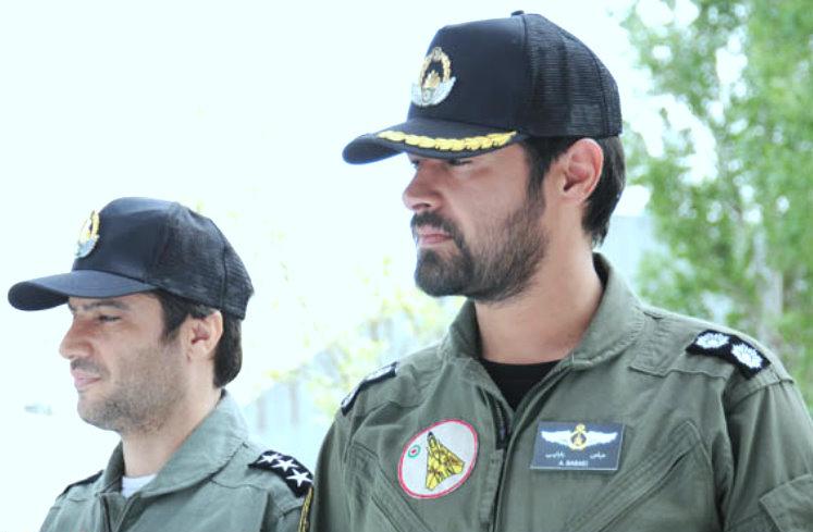 عکس های شهاب حسینی در سریال شوق پرواز