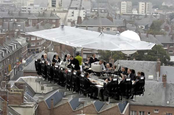 عکس های با کلاس ترین رستوران جهان