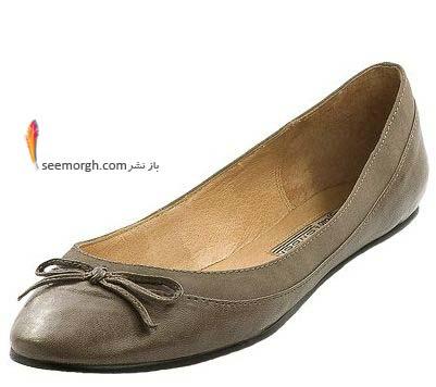 مدلهای جدید کفش تخت زنانه و نحوه ست کردن