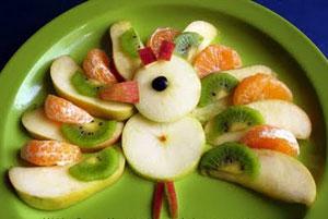 عکسهای ایده هایی برای غذا دادن به کودکان