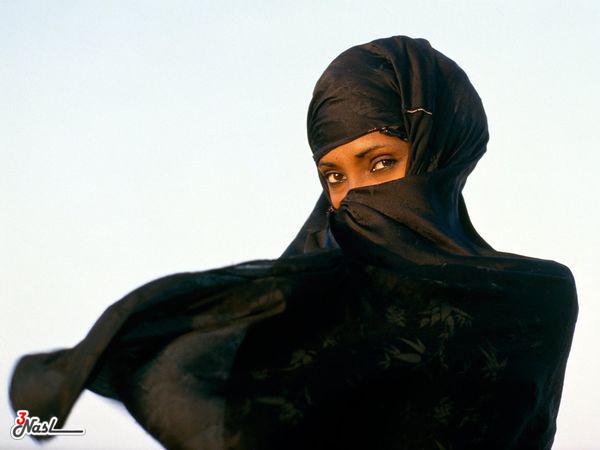 قبیلهای با عشوه گرترین دختران مجرد دنیا