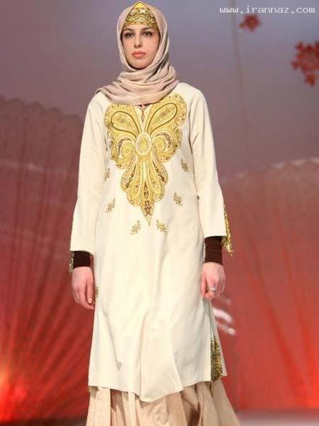 عکس هایی دیدنی از سالن مد لباس زنانه در تهران!!