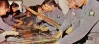 عکس هایی از سربازی دختران ایرانی در قبل از انقلاب