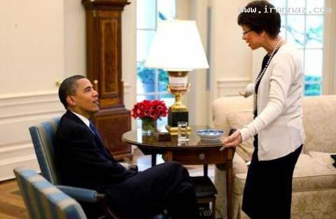 زن ایرانی که توانست مشاور باراک اوباما شود +عکس