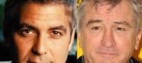 بازی رابرت دنیرو و جورج کلونی در فیلم ایرانی +عکس
