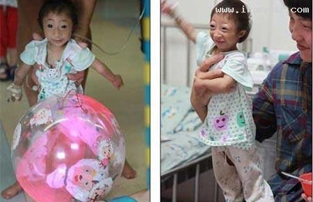 با ریزه و بانمک ترین دختر در جهان آشنا شوید +تصاویر