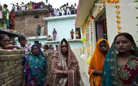 شرط عجیب برای ازدواج دختران در هندوستان +عکس