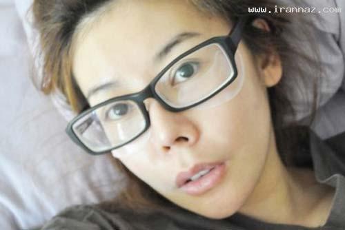 رکورد عجیب دختری با بیش از 10 عمل زیبایی +عکس ، www.irannaz.com