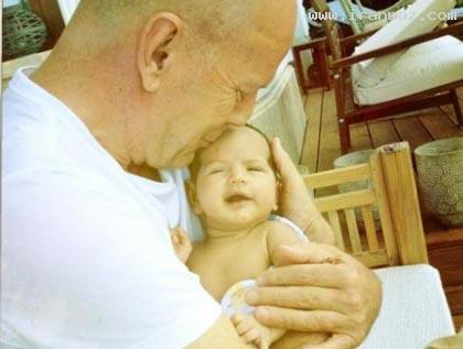 آقایان سوپر استاری که بچه داری هم میکنند! +تصاویر