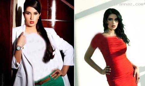 ممنوع الورود شدن سوپر مدل زیبا به عربستان +عکس