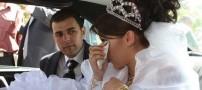 عکس های یک از غم انگیزترین عـروسی ها در جهان!