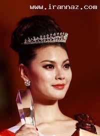 عکس های زیبا از مدل و مانکن مشهور کشور چین