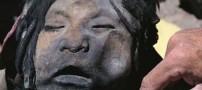 کشف جسد سالم یک دختر پس از 500 سال +عکس
