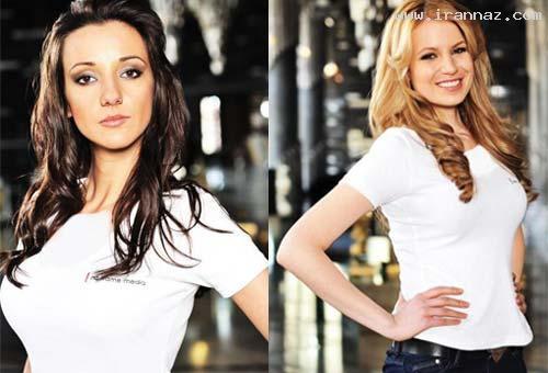 عکسهایی از معلمی که زیباترین دختر بلغارستان شد