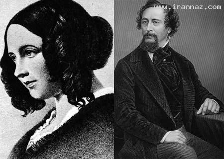 جنجال بر سر خیانت چارلز دیکنز به همسرش! +تصاویر