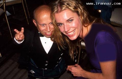 عکسهای باورنکردنی عجیب ترین زن و شوهر در جهان!