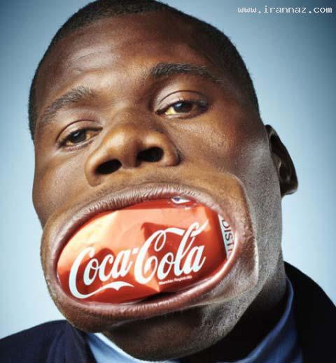 با دهان گشادترین انسان در جهان آشنا شوید +تصاویر