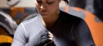 جذاب و خوش اندام ترین زن بوکسور در جهان + عکس