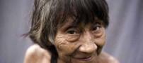 معروفترین زن قبیله ای در حال انقراض! + عکس