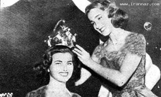 انتخاب زیباترین دختر جهان در 70 سال قبل + عکس