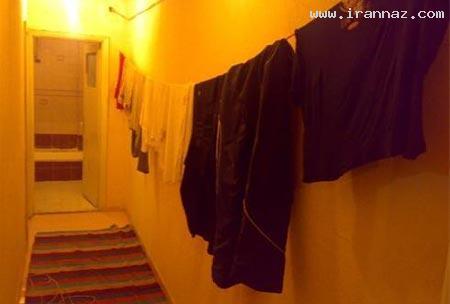 عکسهای جالب و خنده دار از خوابگاه های دانشجویان