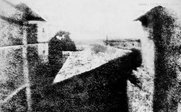 اولین عکسهای رنگی و سیاه سفید گرفته شده تاریخ