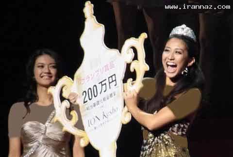 عکس های دختر شایسته و زشت ترین ملکه ژاپن !!