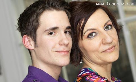 بارداری معلم 43 ساله از شاگرد 13 ساله اش +عکس