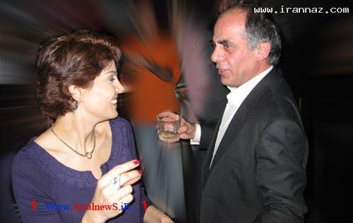 عکس های مجریان BBC فارسی در پارتی های شبانه!