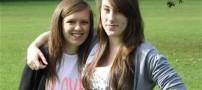 اقدام بسیار جالب این دو دختر 17 ساله + عکس