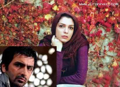 ازدواج امین زندگانی با خانم بازیگر قهوه تلخ +عکس